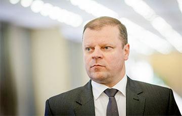 Прэм'ер Літвы мае намер прапанаваць Менску «план-хуліган» што да БелАЭС