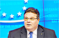 Linas Linkevičius: There can be no compromises for the Belarusian authorities