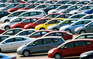 Белорусский рынок новых автомобилей сократился на 24% в январе-мае