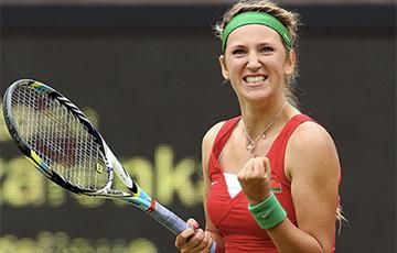 Азаренко вышла в полуфинал парного разряда турнира в Торонто