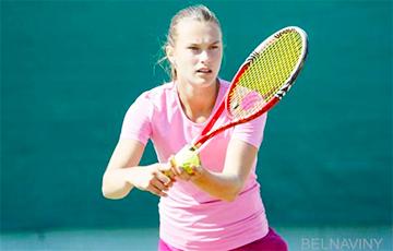 Арина Соболенко легко разобралась с первой ракеткой Хорватии на старте турнира в Цинциннати
