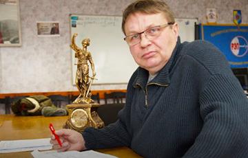 Гомельский «тунеядец» выиграл суд у налоговой