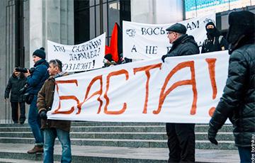 Рассерженные белорусы вышли на улицы. Фоторепортаж блогера