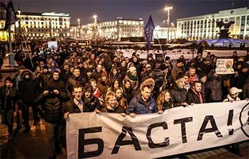 Белорусы о Марше: «Cамая крутая акция за много лет»