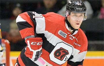 Белорус Степан Фальковский стал лучшим хоккеистом недели в ECHL