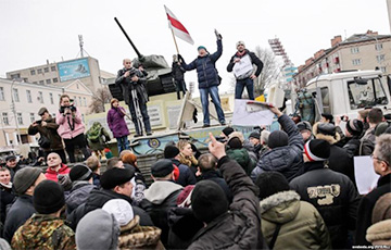 """Protests May Break Out All Over Belarus"""