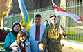 "Combat Soldier Of Tactical Group ""Belarus"" Visited Rome"