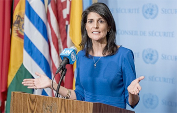 Постпред США в ООН: Россия использует вето, а режим Асада - зарин