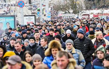 Как в 2017 году Витебск восстал против «тунеядского» декрета