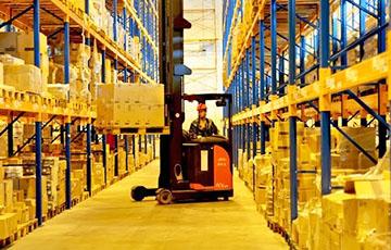 В Беларуси выросли складские запасы