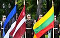 «Два мільёны чалавек стаіць!»: Літва адзначыла 30-годдзе «Балтыйскага шляху»