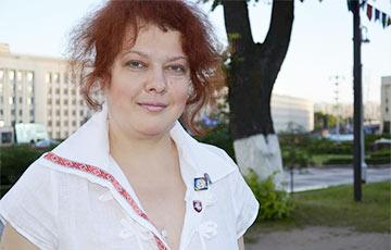 Ольга Николайчик: После смены сатанинской власти белорусы восстановят кресты в Куропатах