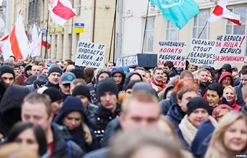 Роман Кисляк: Люди выходят на улицы, потому что их довели до отчаяния