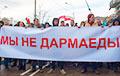 "Zinaida Mikhniuk: ""Deputies"" Are Afraid To Go Against Customer Of ""Parasite"" Decree"