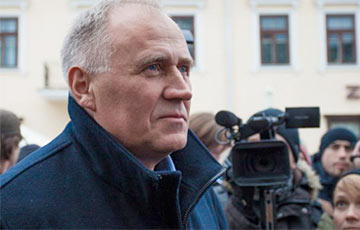 ВВС: Statkevich's Resolution And Uncompromising Stand Rendered Him Undisputed Leader Of Belarus
