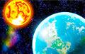 Ученые: 84 миллиона лет назад Земля упала на бок