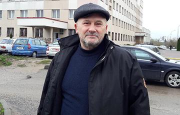 Актывіст Мікалай Салянік дамогся прабачэнняў ад міліцыі