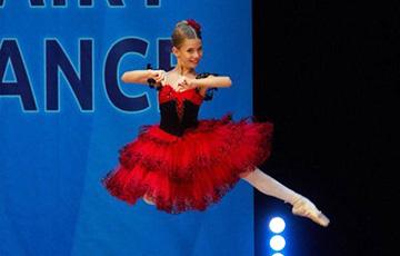 8-летняя белорусская балерина вошла в пятерку лучших в мире