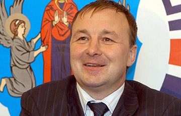 Хоккеист Михаил Захаров: Побольше бы нам таких людей, как Зенон Позняк