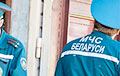 NEXTA: Прапорщик МЧС пытался распилить боевой снаряд болгаркой
