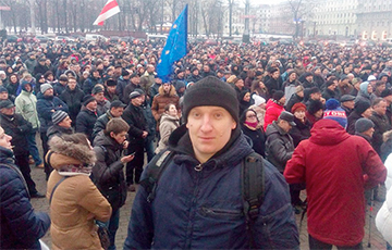 Сергей Кунцевич рассказал о пытках в СИЗО КГБ