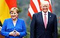 Трамп назвал Меркель «фантастической женщиной»