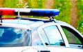 Под Вилейкой пассажир BMW ударил сотрудника ГАИ по лицу и получил пулю в ногу