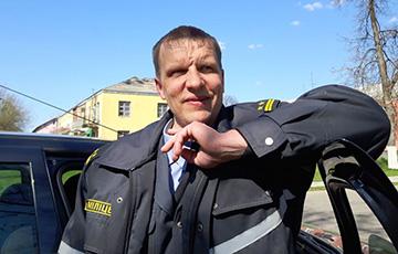Подполковник-бунтарь Вусик: Буду сражаться до последнего