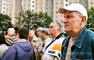Жители минского Уручья взбунтовались против застройки