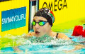 Пловчиха Анастасия Шкурдай установила новые национальные рекорды