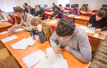Минобразования назвало сроки вступительной кампании в Беларуси