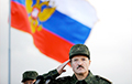 Lukashenka To Russians: Look, Big Brothers, At Our Services Rendered