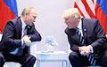 Bloomberg: Трамп можа запрасіць Пуціна на наступны саміт G7