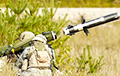 ЗША перадалі Эстоніі 128 супрацьтанкавых ракет Javelin