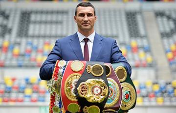 Стал известен первый соперник Владимира Кличко в случае его возвращения в бокс0