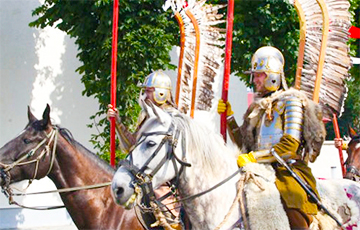 В Мстиславе завершается фестиваль средневековой культуры