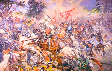 513 лет назад ВКЛ под Клецком разгромило главного союзника Москвы