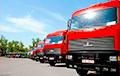 МАЗ вытесняют с российского рынка новых грузовиков