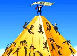 Игра в финансовую пирамиду