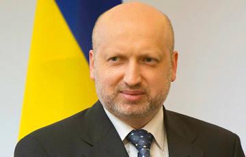 В Украине Александр Турчинов подал в отставку