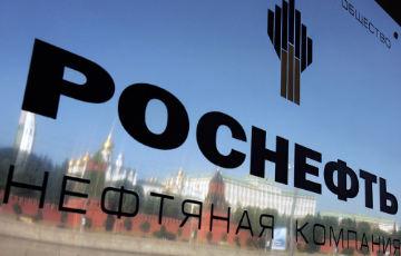 Reuters: «Раснафта» перавяла новыя кантракты на аплату ў еўрах праз магчымыя санкцыі