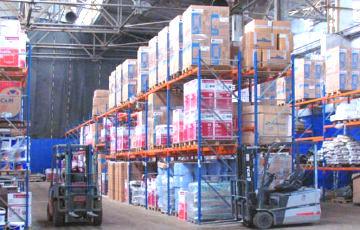 Склады в белорусской промышленности продолжают трещать по швам