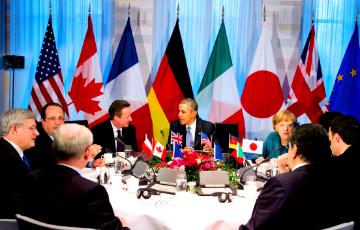 Кіраўнікі МЗС G7 заклікалі неадкладна вызваліць Навальнага