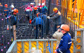 Builders Escape from the Belarusian NPP