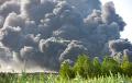 Лясныя пажары ў Сібіры: дым дасягнуў Аляскі і Канады