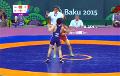 Белорус выиграл чемпионат Европы по греко-римской борьбе