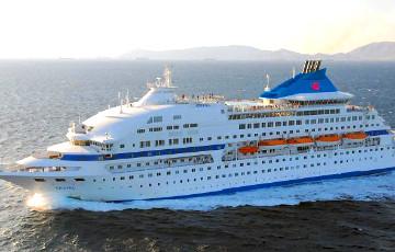 Круізны лайнер выратаваў 111 мігрантаў у Міжземным моры