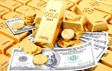 Минск теряет золотовалютные запасы