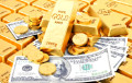 Золотовалютные резервы снизились за март на $1 миллиард