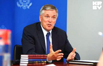 Скотт Роланд: Санкции против режима Лукашенко США рассмотрят после «выборов»